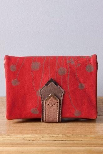 Nancy bird Bedford wallet red BNWOT