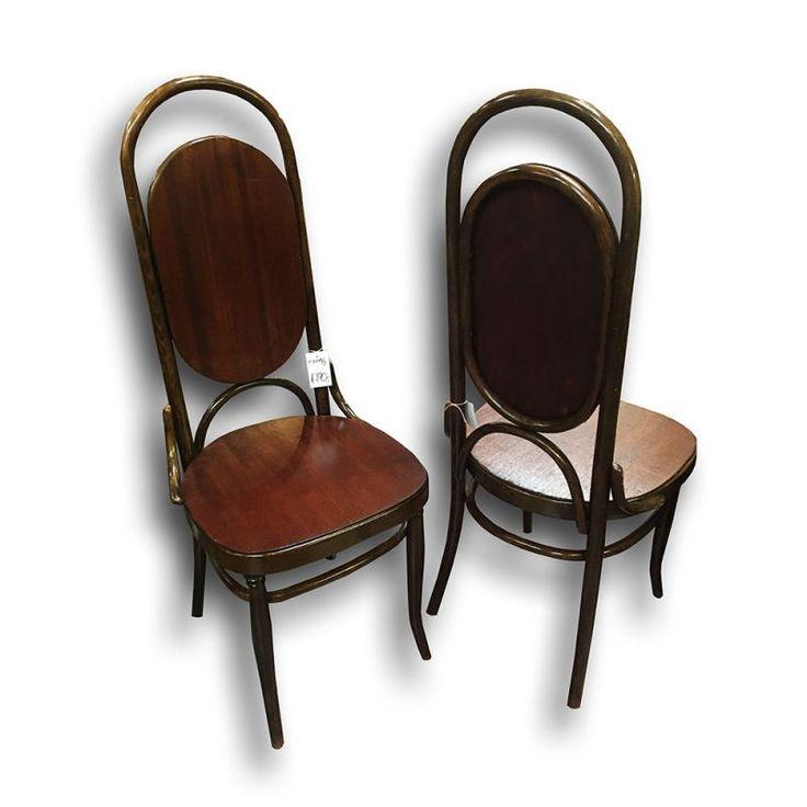 Židle Thonet   Chairs by Thonet     Nový Antik Bazar - Starožitnosti |