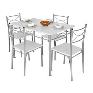Best Meubles De Cuisine Images On Pinterest Dining Table - Ensemble table et 4 chaises sun pour idees de deco de cuisine