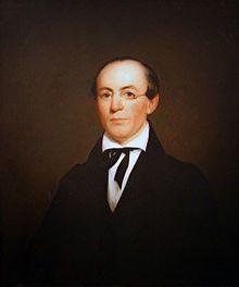 William Lloyd Garrison (1805-1879) (1833Portrait) Social Reformer, Abolitionist, Suffragist, Journalist,