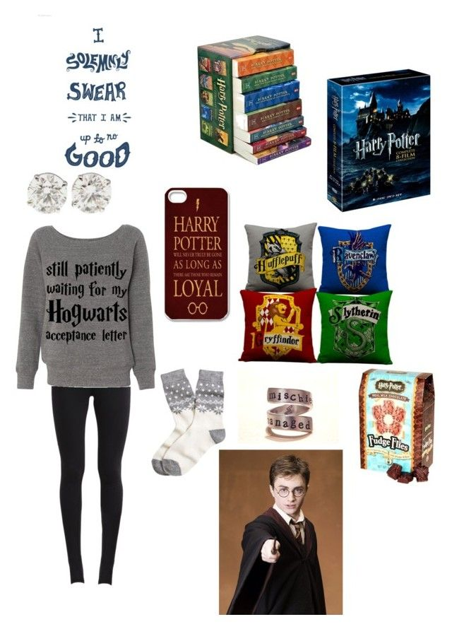 """""""Harry Potter Marathon"""" by captain-america-334 ❤ liked on Polyvore"""