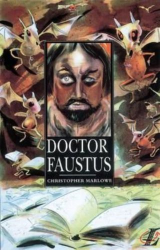 Dr-Faustus-a-Guide-B-Text-by-Christopher-Marlowe-Paperback-Book