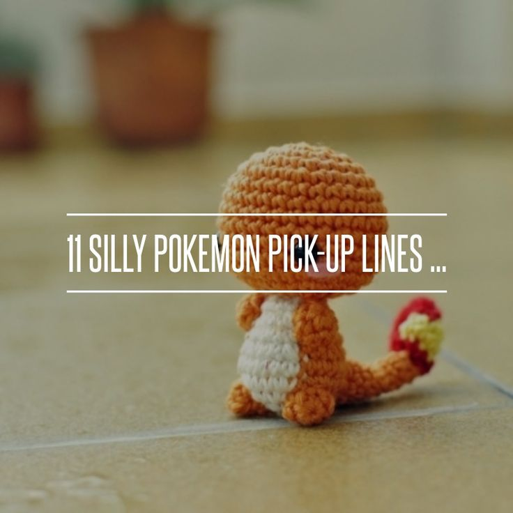 11 #Silly Pokemon Pick-up Lines ... - #Funny