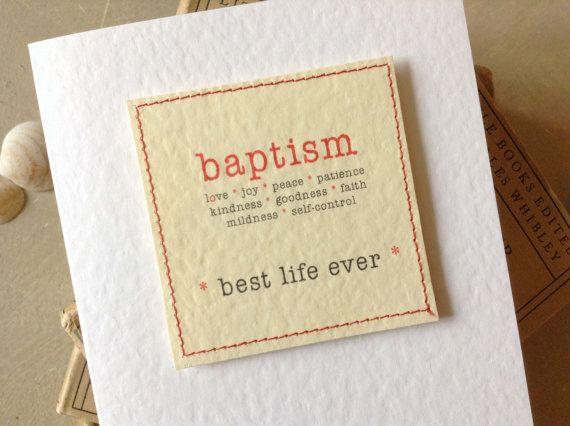 17 Best images about Baptism Cards JW on Pinterest   Baptisms ...