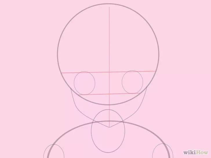 Imagen titulada Draw Hatsune Miku Step 5