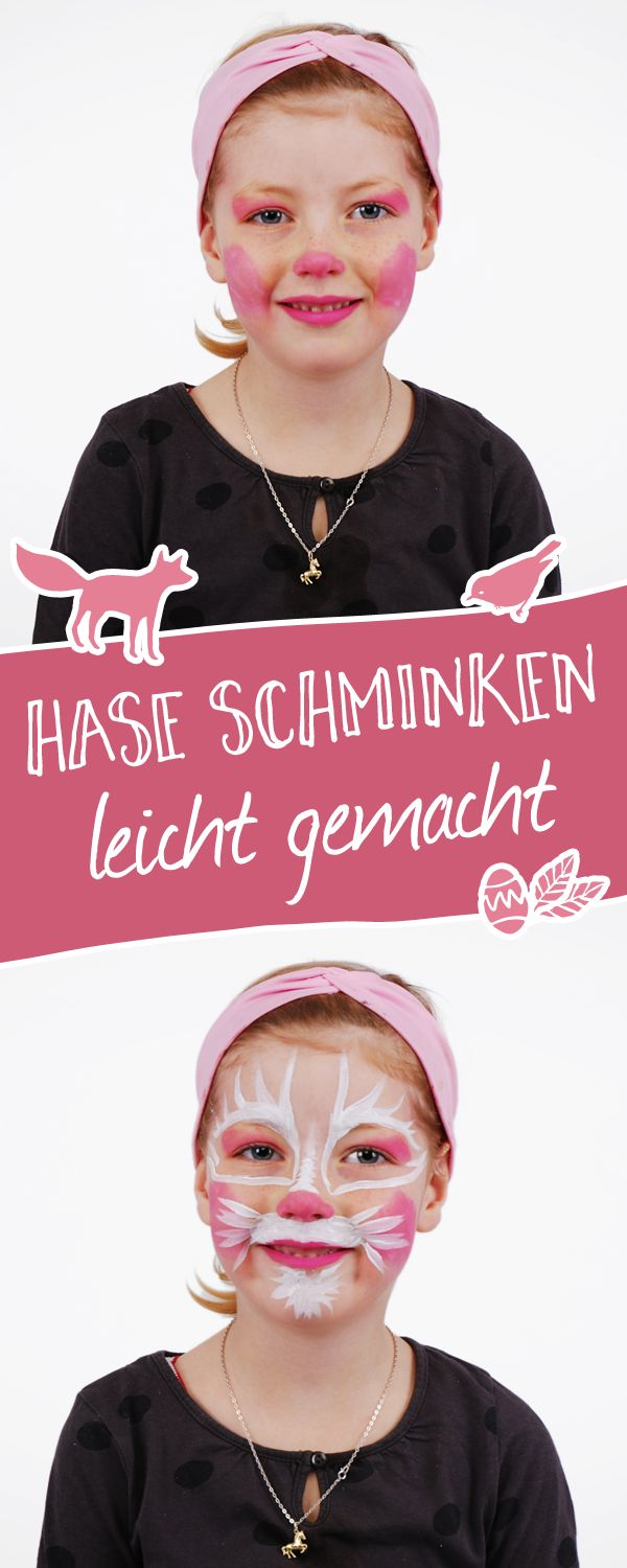 25 best ideas about hase schminken on pinterest hase for Hase malen