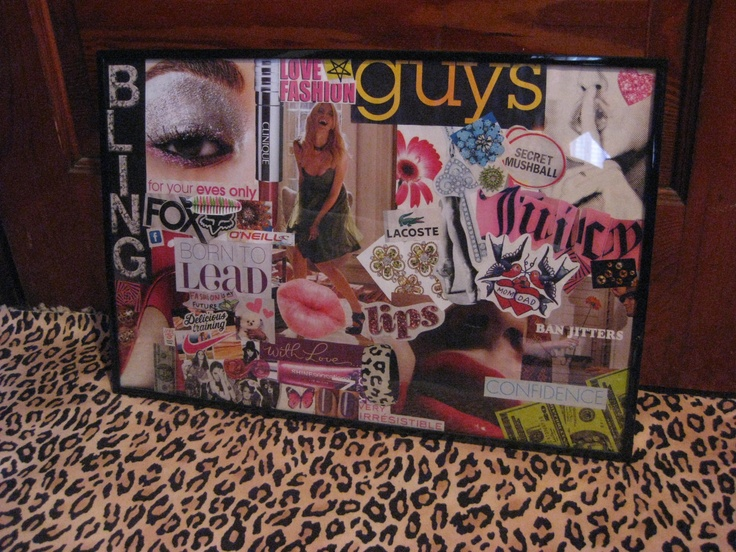 magazine collage i made-horizontal