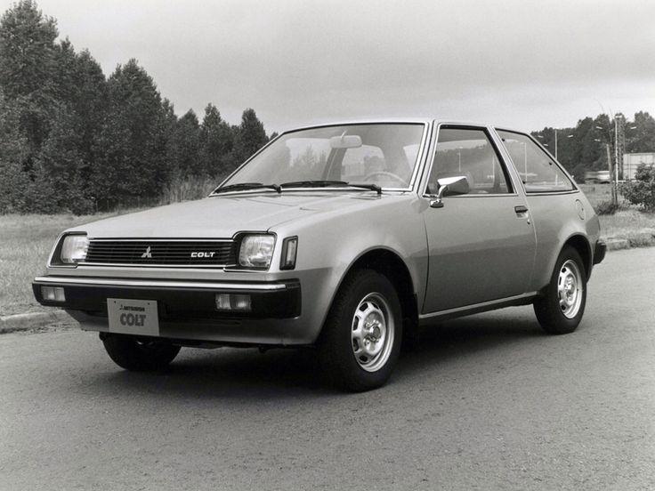 Mitsubishi Colt.