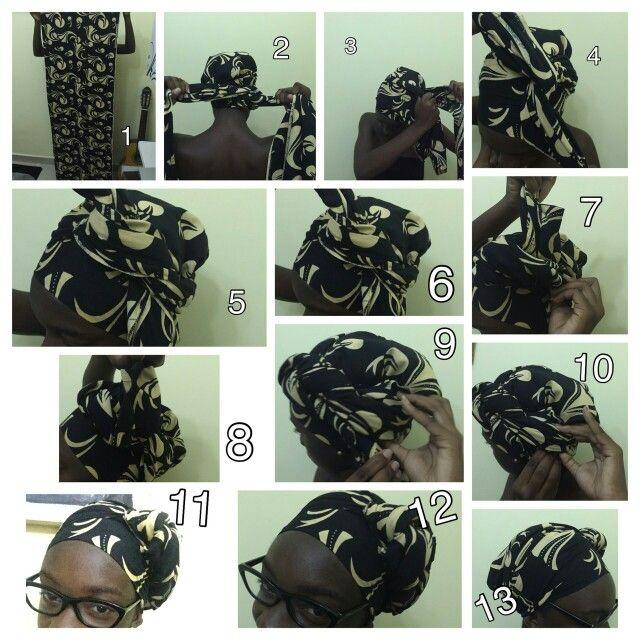#tutorial como amarrar um lenço