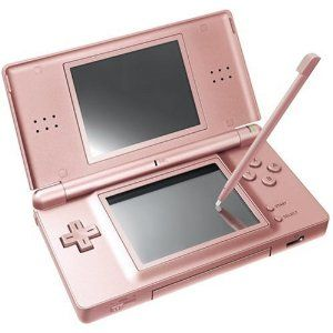 Nintendo DS Lite dusty rose pink ❤ I have this one