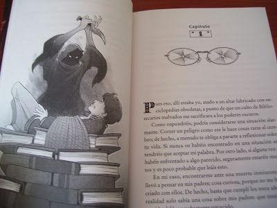Elige un libro