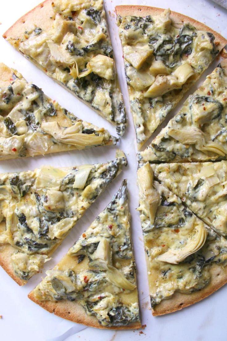 29 recetas de pizza vegana tan buenas que no te perderás el queso