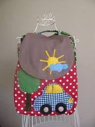 çocuk çanta keçe ile ilgili görsel sonucu
