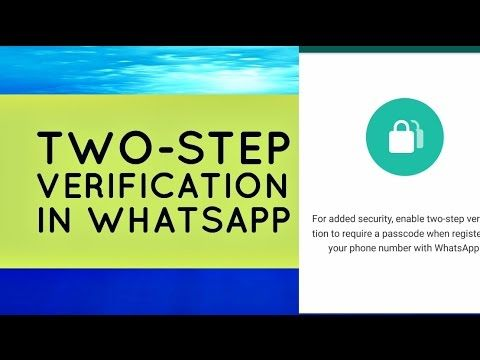How To Verify Two Step Verification in WhatsApp