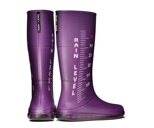 Boots rainlevel