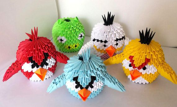 1000 images about 3d origami art studio on pinterest