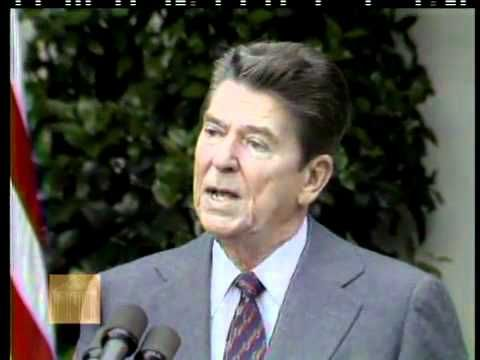 """Air Traffic Controllers Reagan """"striking workers will be terminated"""", TS..."""