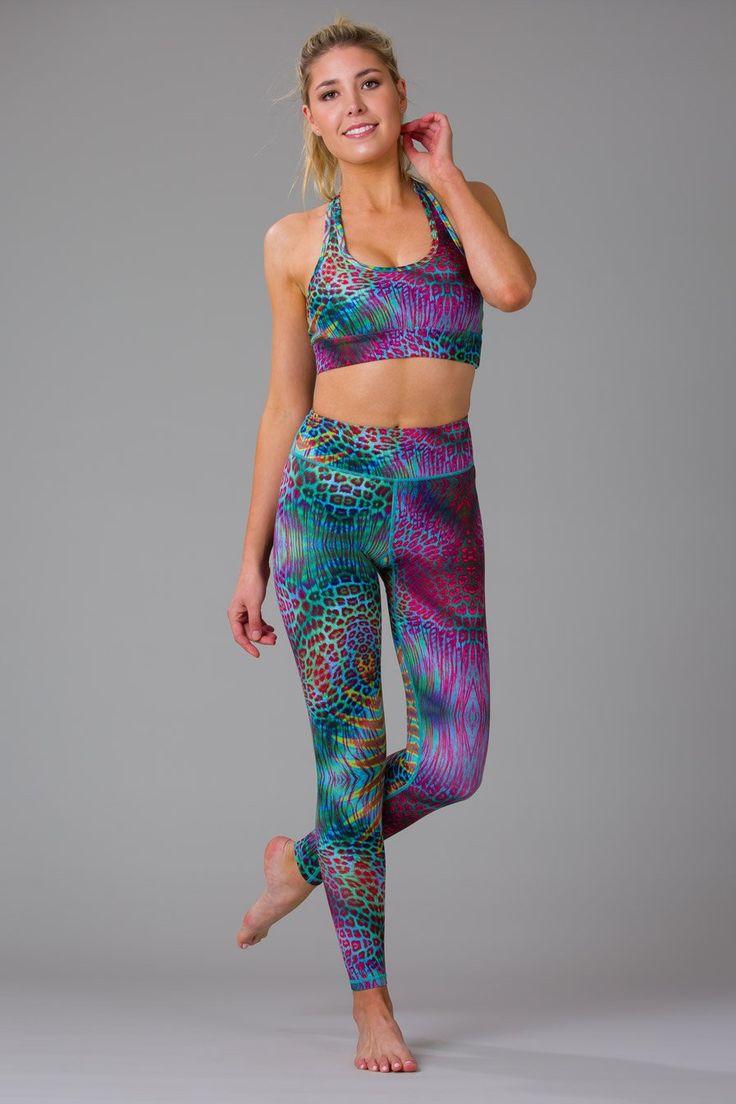 Chameleon Full Length in 2020 Fitness leggings women