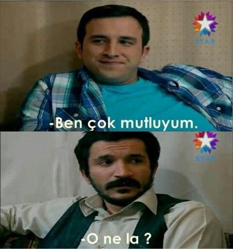 Hayalet ve Harun :))) o ne la :)) Behzat Ç.