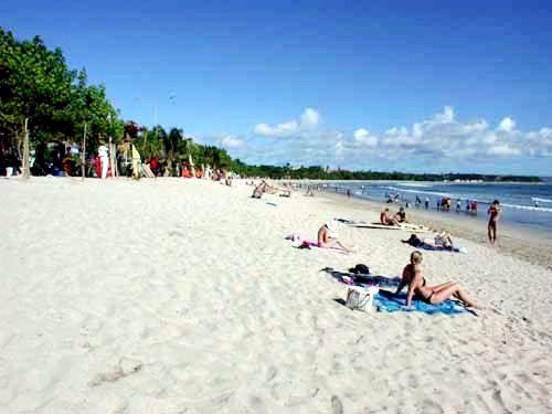 Bali (Kuta Beach)