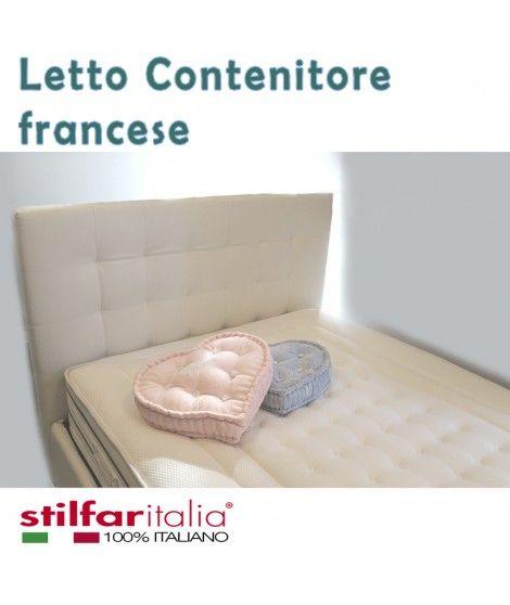 Il letto francese è un matrimoniale vero e proprio perchè ci si dorme comodamente in 2 risparmiando spazio con misure ingombro ridotte letti pronta consegna