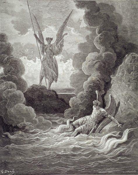 Satanic Demon Paintings