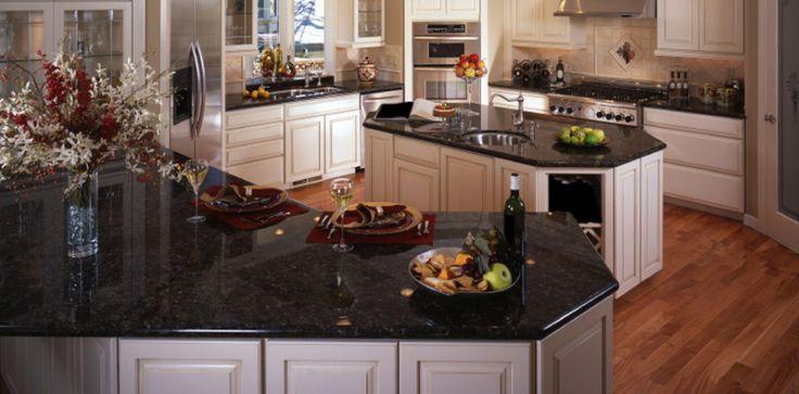 How To Polish Granite & Restore That Factory Shine