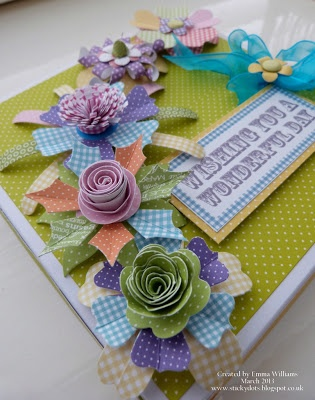 Party Time ~ Craftwork Cards by Emma