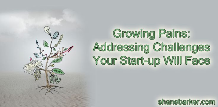 Growing Pains: Addressing Challenges Your Start-up Will Face