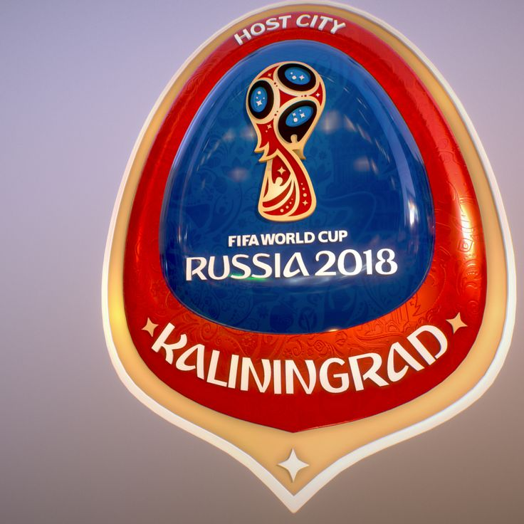 Kaliningrad City World Cup Russia 2018 Symbol 3D Model- Kaliningrad City World Cup Russia 2018 Symbol  All 3d file format included: 3dsMax2016, Maya2016, OBJ, FBX file. 2x4K texture size.   Official symbol World Cup Russia 2018 host city !!!!!!!, a beautiful 3D model of the corporate style of the championship. Ready for use in graphics and video presentations, also for making souvenirs and gifts. Includes all the 3d formats, textures, materials. Rate and leave comments. Thank you…