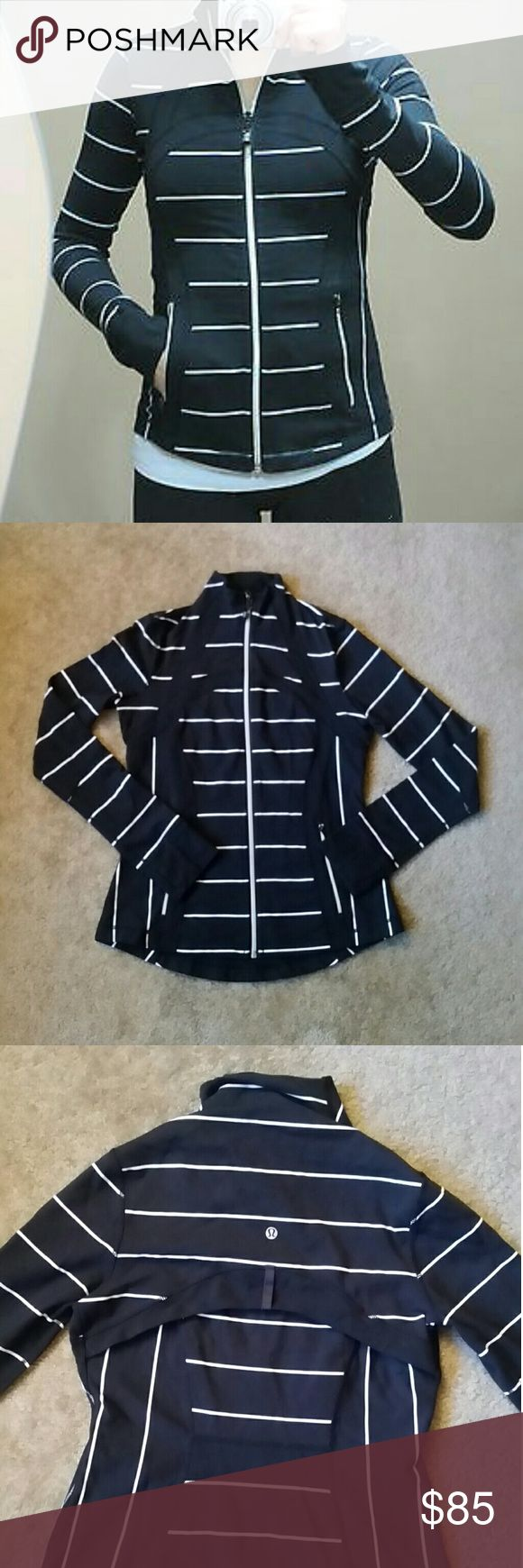 15 must see define posh pins posh definition chloe brown and lululemon sailor stripe define jacket rare
