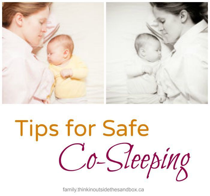 Co-sleeping simply means to sleep close to your baby. Can you engage in co-sleeping safely?