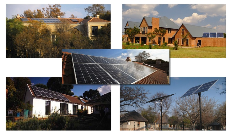 One Energy. Better solutions for a better world. (Heat pumps, solar geysers, photvoltaic systems and low energy lighting)