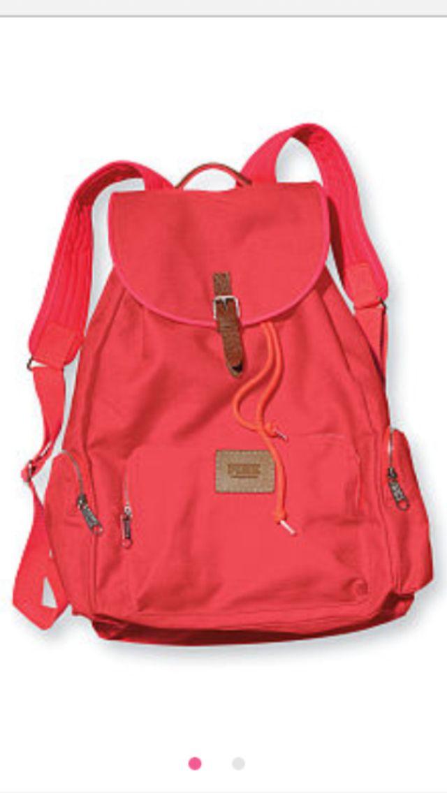 10 Best Images About Victoria S Secret Pink Backpacks On