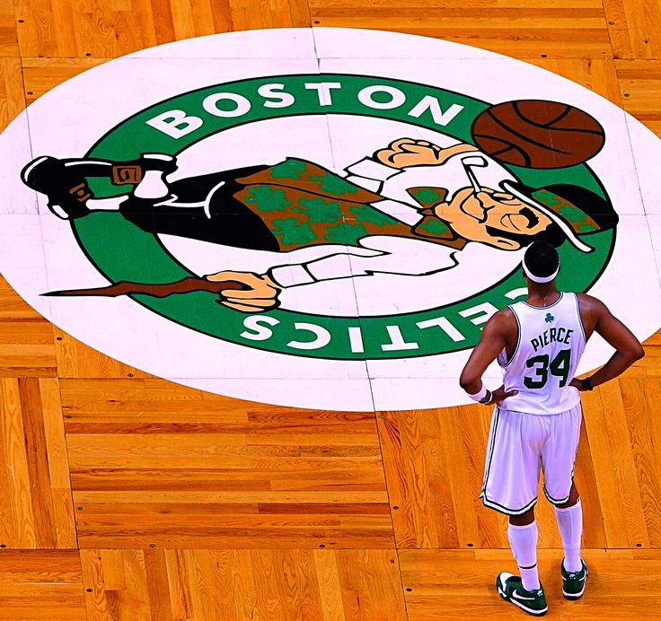 Paul Pierce - 15 years of Boston has come to an end.