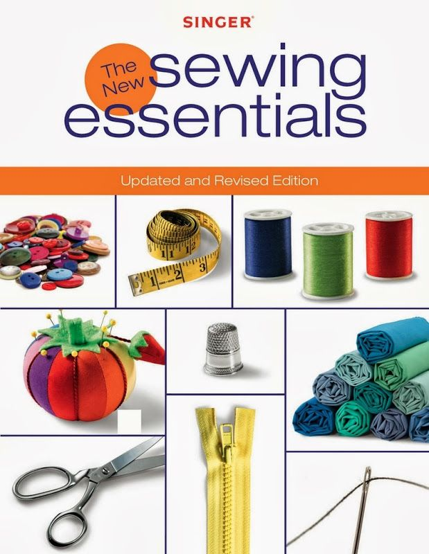 The New Sewing Essentials (Singer)