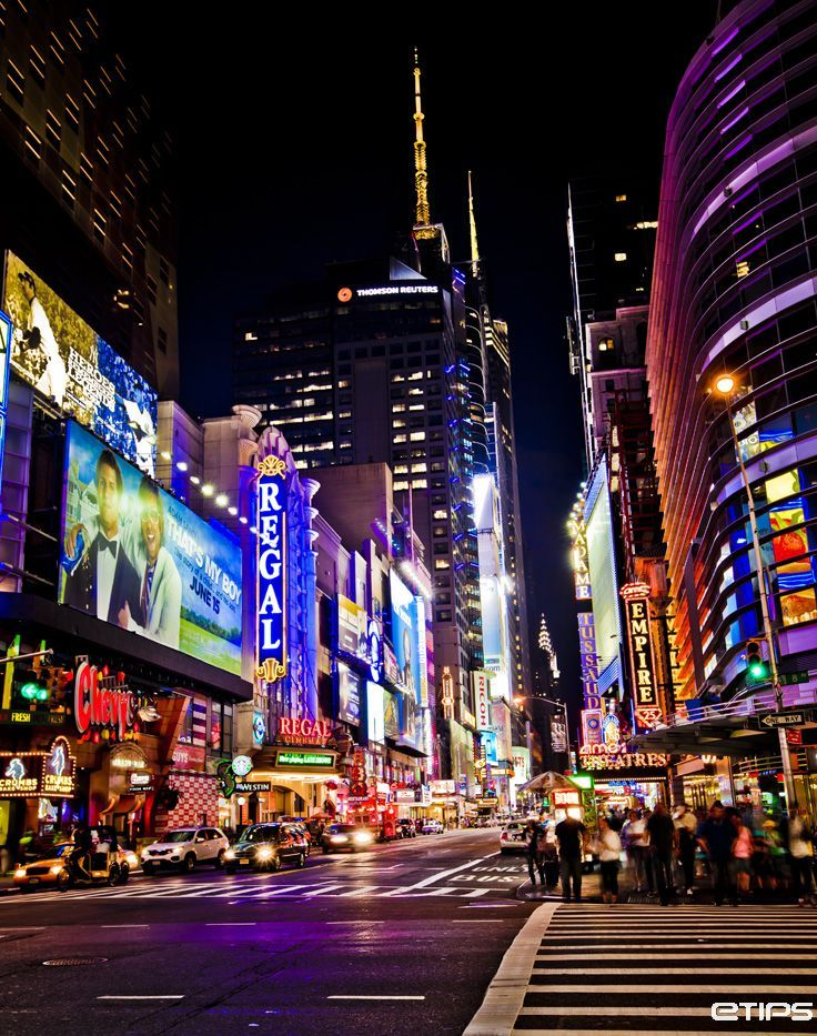 NYC Nightlife | by eTips Travel Apps