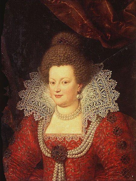 Frans Pourbus the Younger (disputed)  Description  Italiano: Maria de' Medici regina di Francia  Date17th century