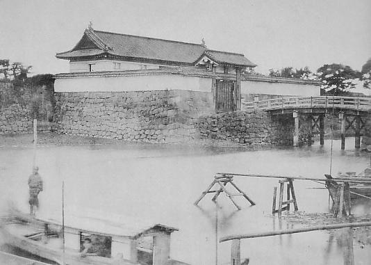 内曲輪 鍛冶橋門