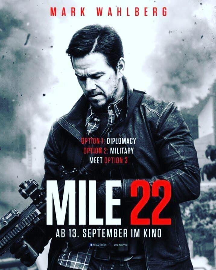 Mark Wahlberg S Most Awaiting Film Mile 22 In August 2018 Instabollywood Bollywood Imdb Bollywoodactor Losan Film Volledige Films Mark Wahlberg