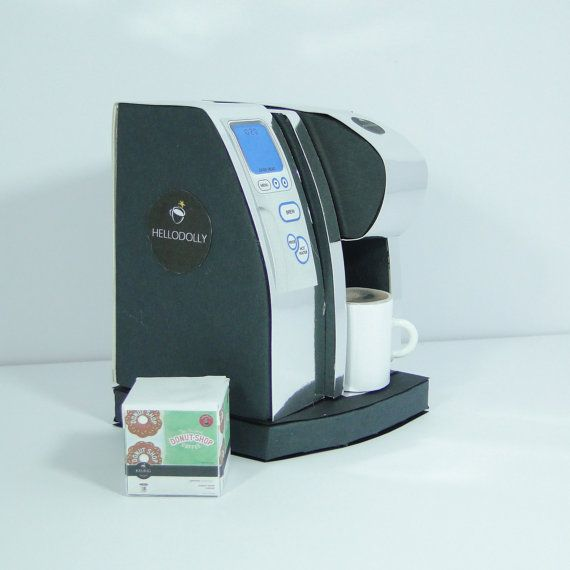 American Girl Doll and 18 Inch Doll Keurig by hellodolly2014, $22.00