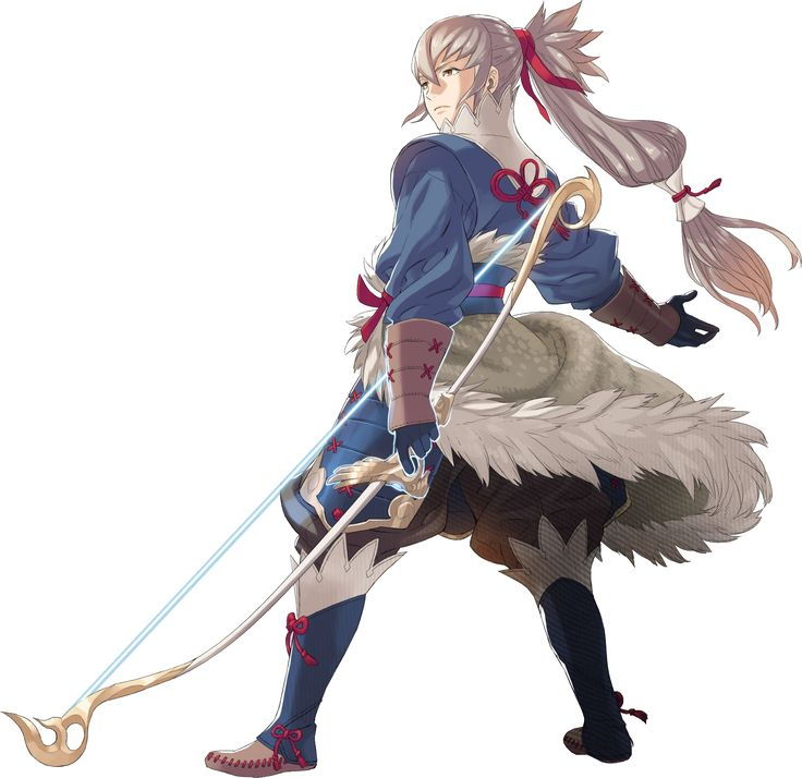 """""""You abandoned your family, and Hoshido... Now, pay for your betrayal!"""" —Takumi to the Avatar in Conquest Chapter 10 Takumi (タクミ) is a major playable character from Fire Emblem Fates on the Birthright and Revelation routes. The third eldest of the Hoshidan royal siblings, Takumi is a skilled archer who wields the Fujin Yumi and commands the loyalty of Hinata and Oboro as his personal retainers. If he achieves an S support, he will bear a son named Kiragi with his spouse."""