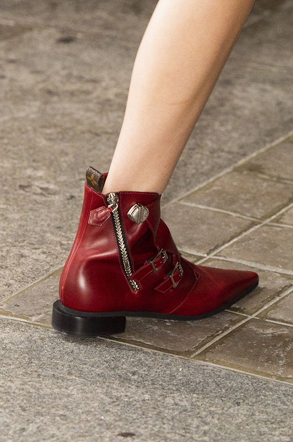 55910303041 Monk Strap Oxfords Were Given A New Meaning At Louis Vuitton Spring 2019