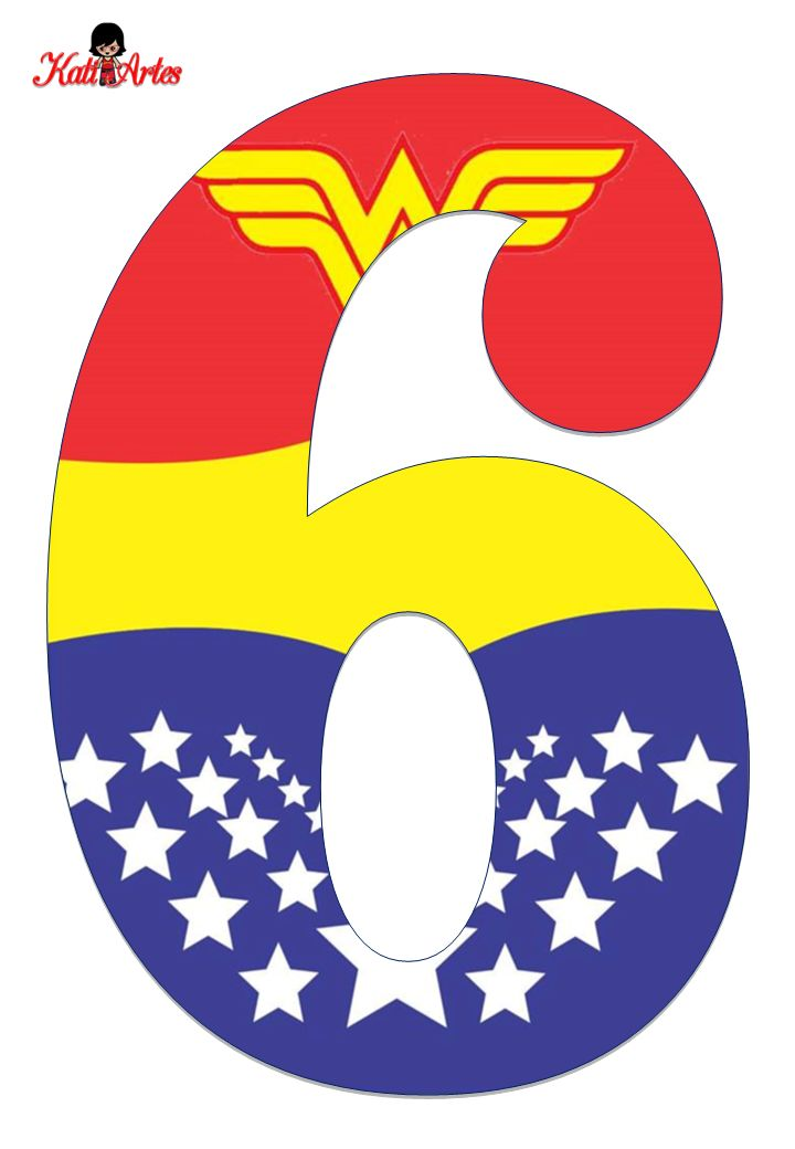 Gitl superhero number 6 pictures to pin on pinterest for The woman in number 6