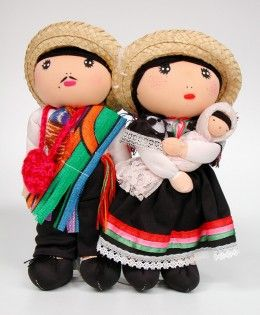 colombian dolls