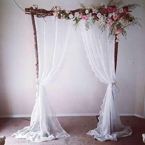 30 Tips: Vintage / Rustic / Romantic Wedding Decor + Photos!