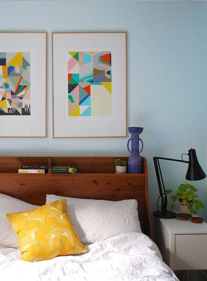 Essential bed shelf!