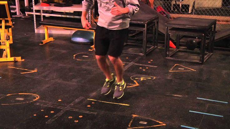 Hockey agility/foot quickness drills