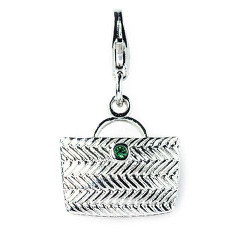 Kete (Basket) Sterling Silver Charm By ZALA | Shop New Zealand