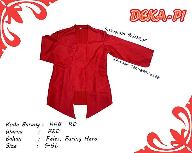 NEW ARRIVAL!!!  Kebaya Kutu Baru Merah!!!  IDR 140K ajaaaaaa sist!!!  Feel the experience of Spirit!!!   SHOPE HERE :  www.tokopedia.com/deka-pi Www.shopee.com/DEKA_PI www.bukalapak.com/deka_pi   GO GRAB IT FAST!!!   #fashion #party #pesta #kondangan #kondanganootd #ootd #fashionblogger #fashiongram #style #dress #gaun #onlineshopping #jualbaju #fashionart #fashionable #womenfashion #fashionista #fashioncewek #fashionstyle #jualanku #ootdindonesia #jualbajumurah #renda #keb